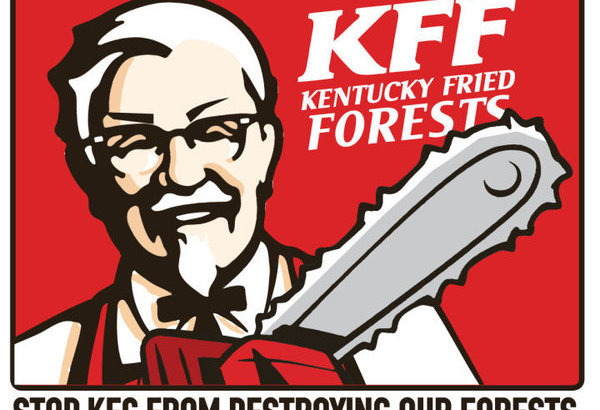 Petition · Stop KFC from Destroying Our Forests · Change.org.
