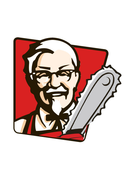 Kentucky Fried Forests.