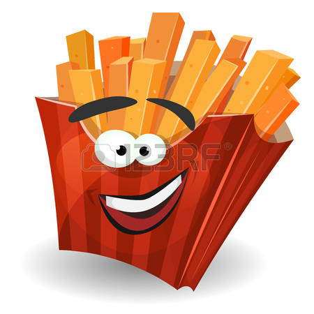 2,401 Fried Potatoes Stock Vector Illustration And Royalty Free.