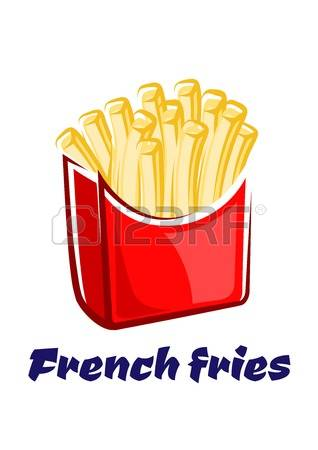 2,461 Fried Potato Stock Illustrations, Cliparts And Royalty Free.