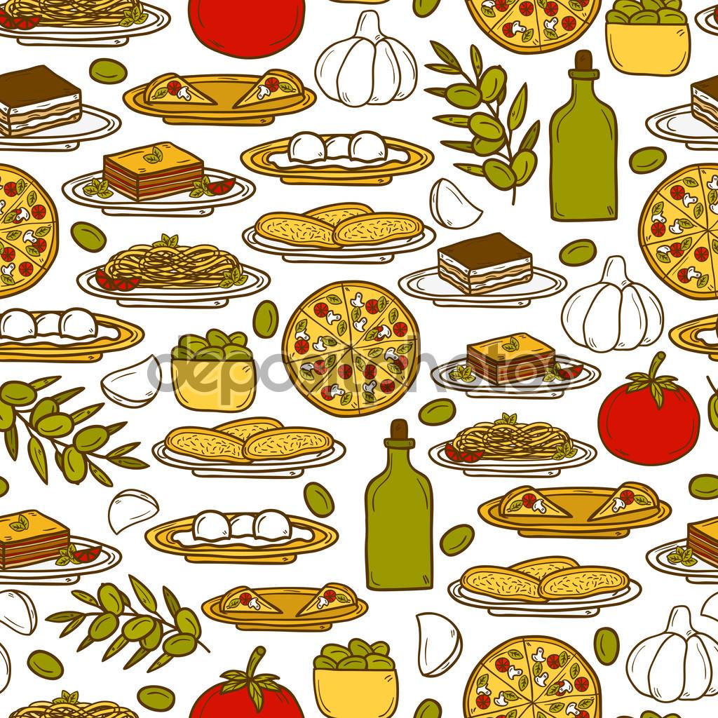 Set of cartoon stickers on american food theme: fried potato, hot.