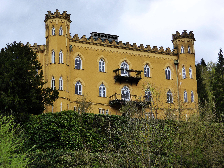 Schloss Hüttenstein.