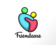 friends Logo Design.