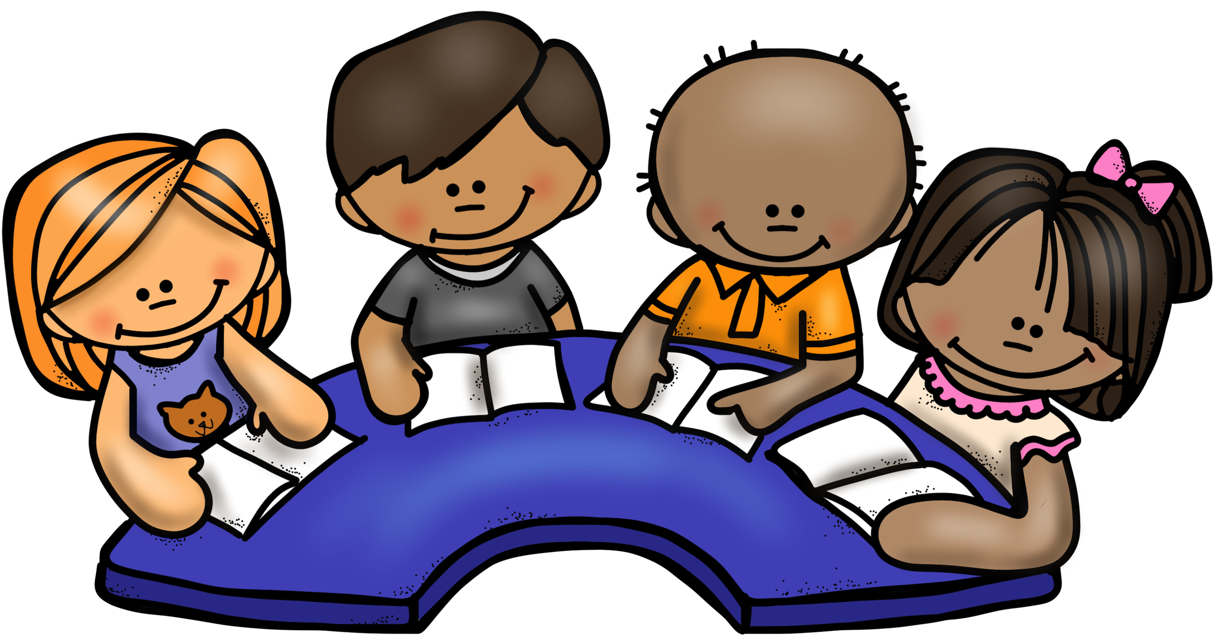 HD Friendly Clipart Group Child.