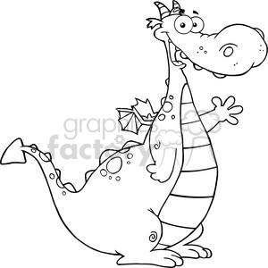 dragon clipart.