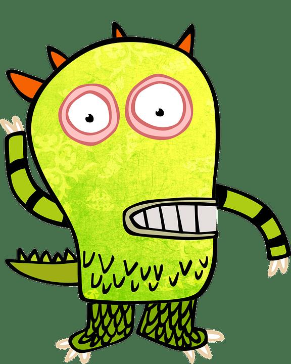 Friendly monster clipart 5 » Clipart Portal.