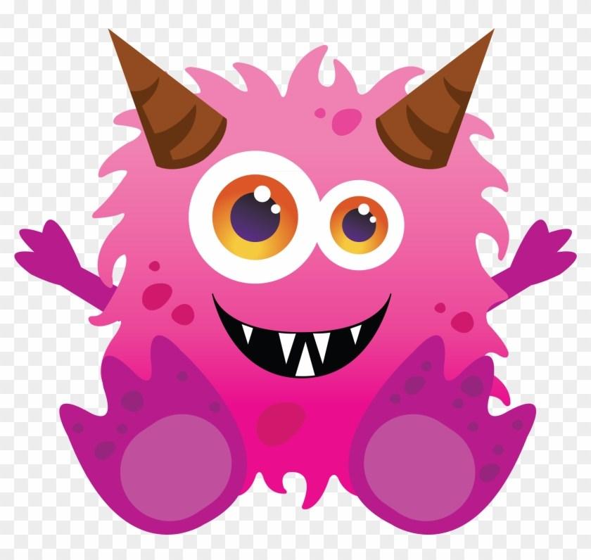 Friendly monster clipart 4 » Clipart Portal.