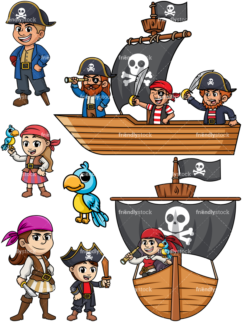 Pirates Collection #4.