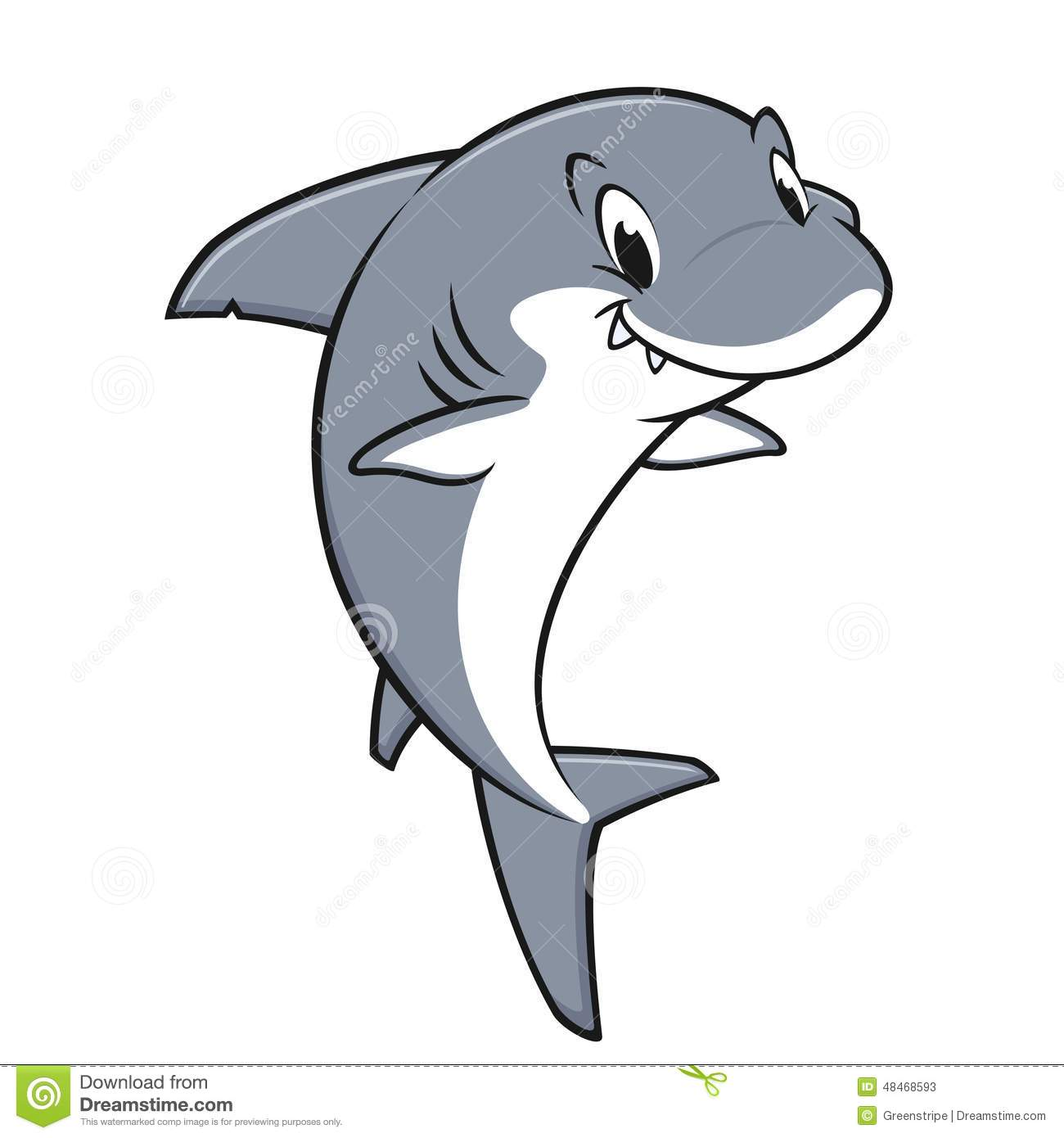 Friendly Shark Clipart (90+ images in Collection) Page 3.