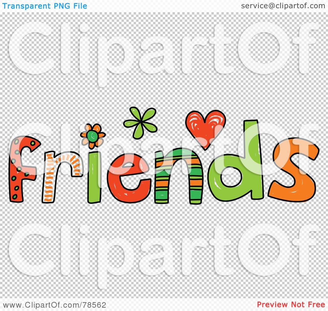 Friends Clipart No Backgrounds.