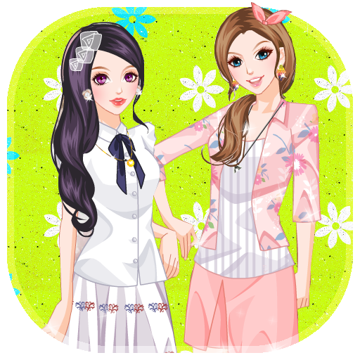 Amazon.com: Best Friends Dress UP : Girls Games: Appstore for Android.