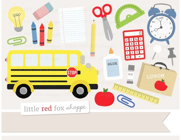 17 Best ideas about Back To School Clipart on Pinterest.