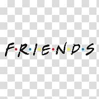 Friends logo, Friends Logo transparent background PNG clipart.