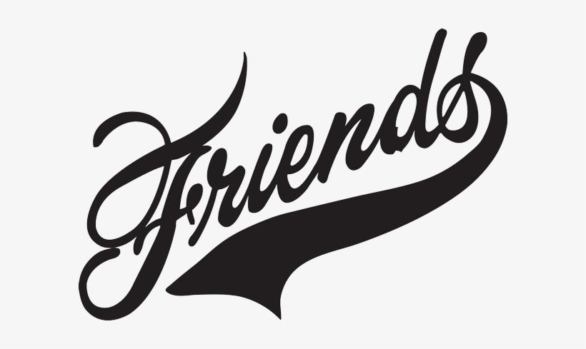 Friends Logo PNG & Download Transparent Friends Logo PNG Images for.