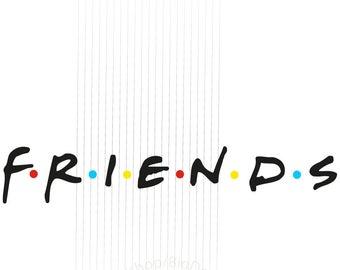 Friends logo.