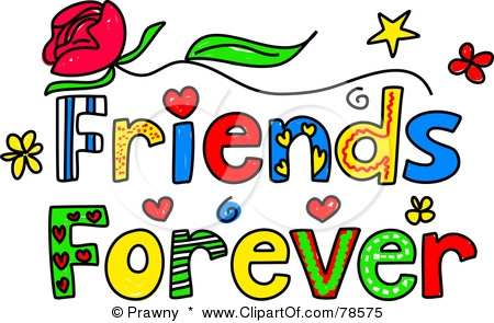 Friends Love Clipart.