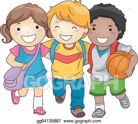 Friends sharing clipart 6 » Clipart Portal.