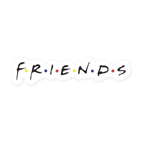 Friends Logos.