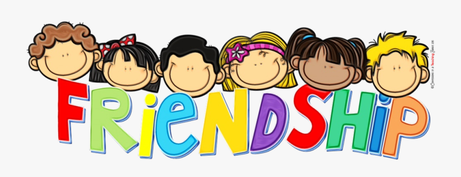 Friendship Day Portable Network Graphics Clip Art Image.