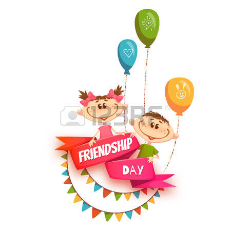 Friendship day clipart 8 » Clipart Station.