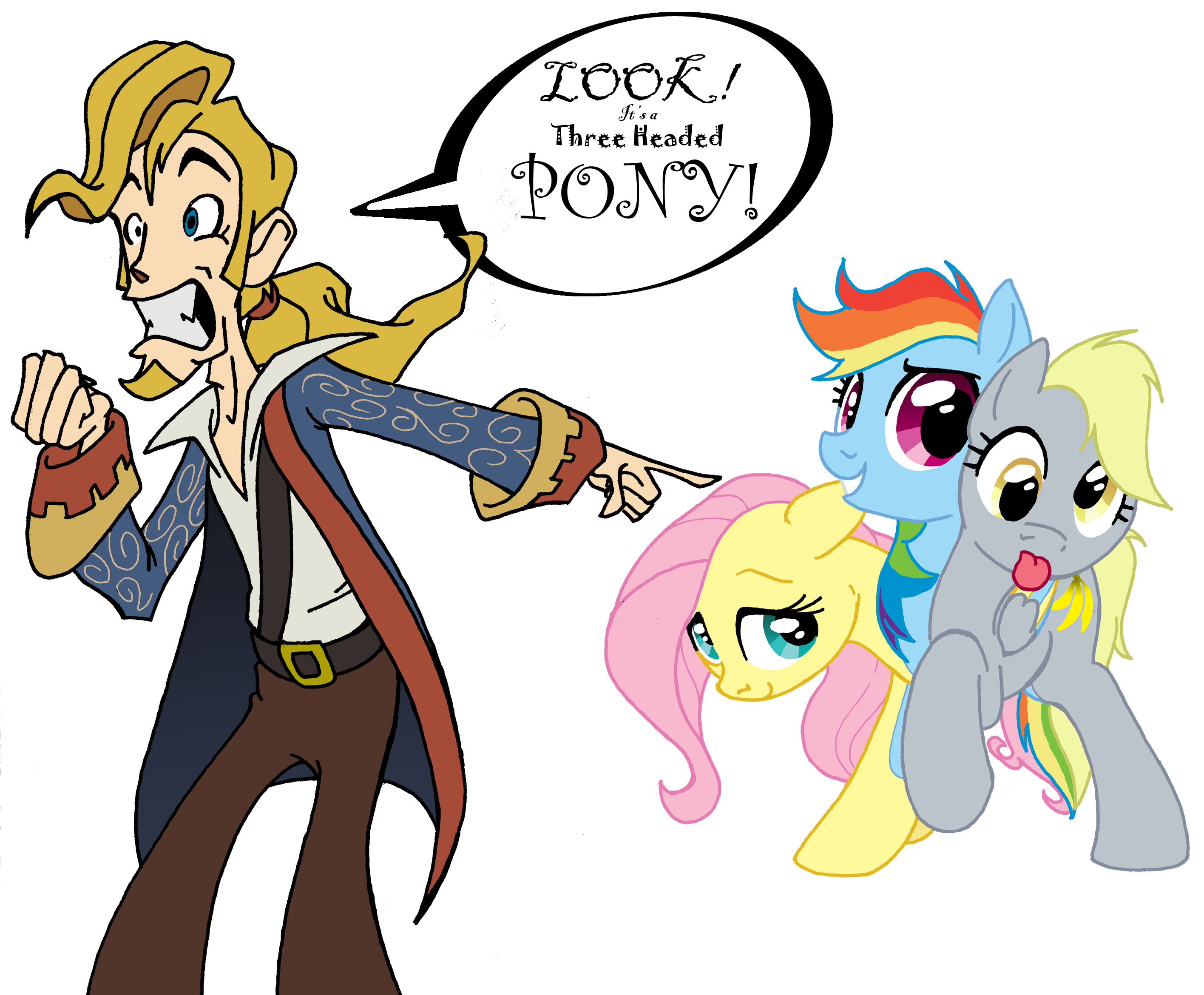 The Secret of Pony Island.