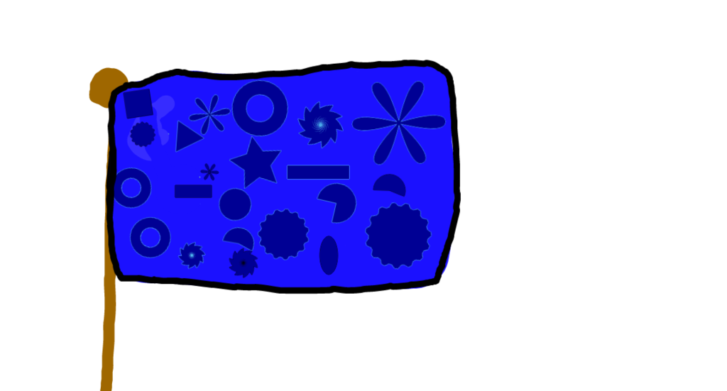 Friendship island flag by Phoenixking59 on DeviantArt.