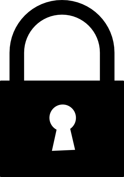 Lock Clip Art at Clker.com.