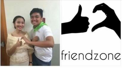 The Friend Zone gets a logo.