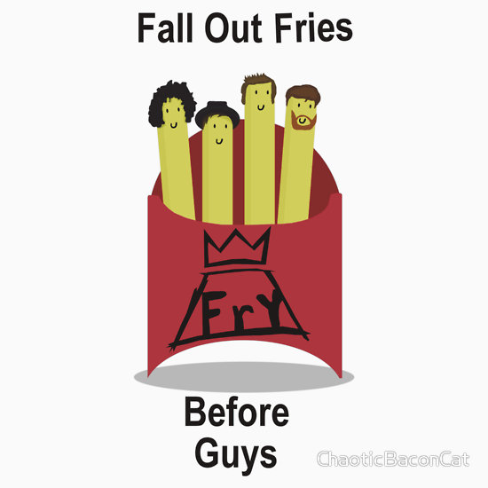 Fall Out Fries: T.