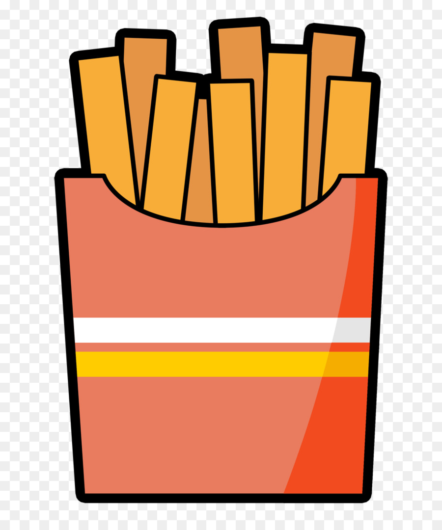 French Fries png download.