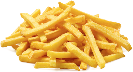 Fries PNG images free download.