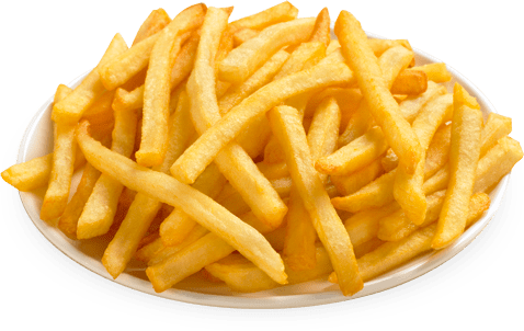 French Fries transparent PNG.