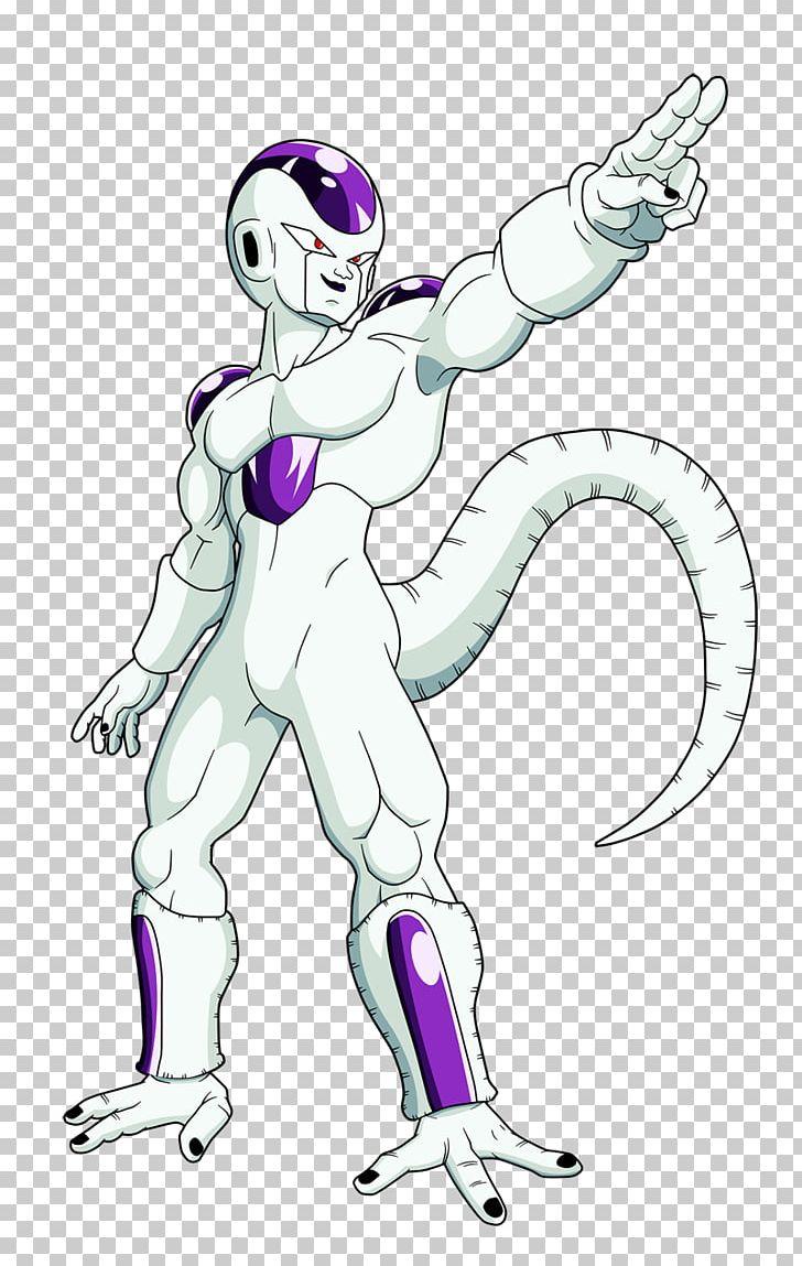 Frieza Goku Black Illustration PNG, Clipart, Arm, Art.