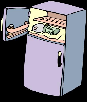 Free to Use & Public Domain Refrigerator Clip Art.