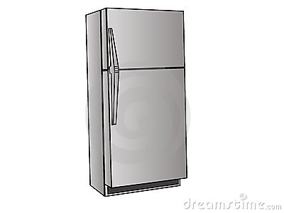 Download Fridge With Food Jhelebrant Clip Art, Fridge Free Clipart.