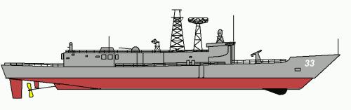frigate 1.