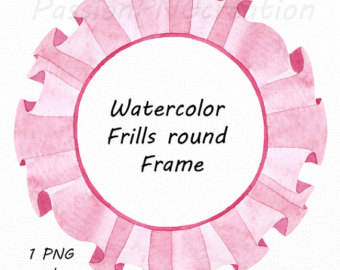 Frills Clip Art.