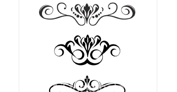 Frilly Clipart.
