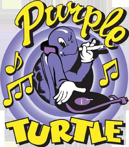 Purple Turtle.