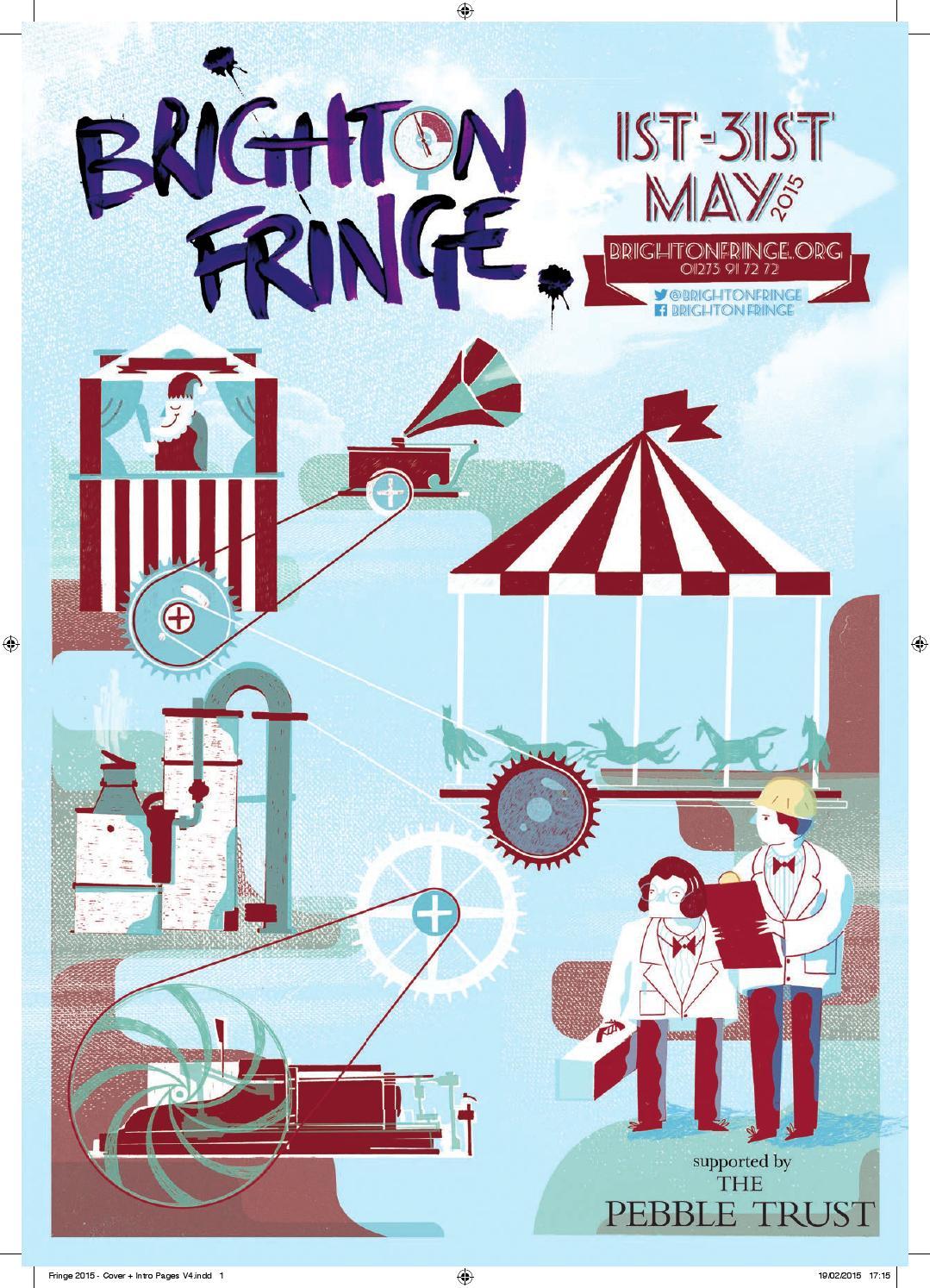 Fringe 2008 by Dublin Fringe Festival.