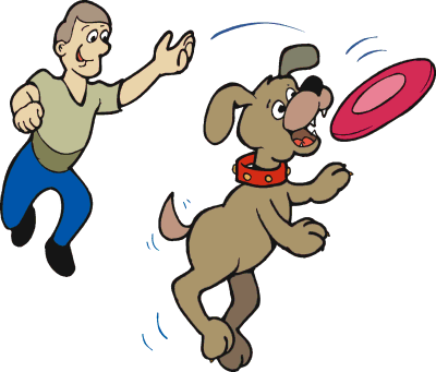 Frisbee clipart #14