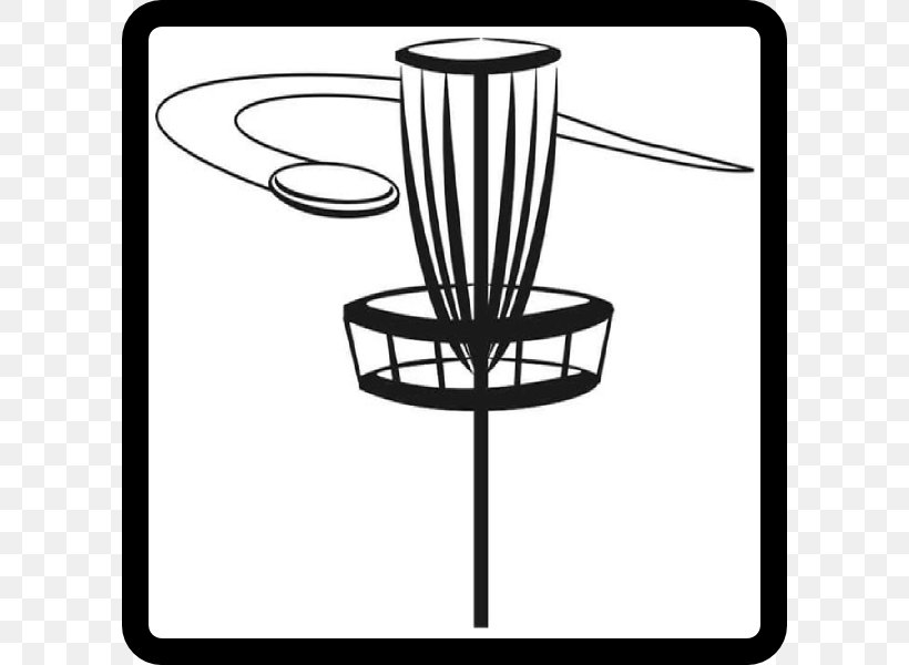 Professional Disc Golf Association Flying Discs Keck Park.