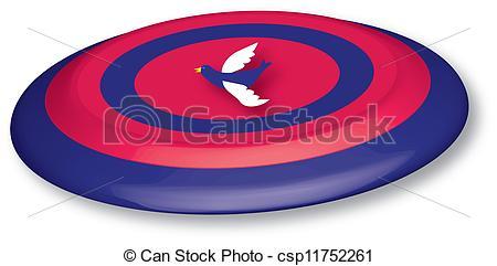 Frisbee Vector Clip Art EPS Images. 203 Frisbee clipart vector.