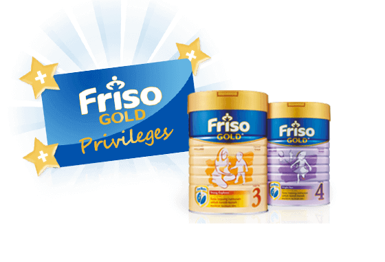 Friso Gold Privileges.