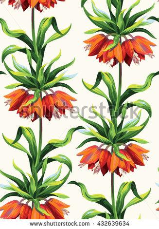 Fritillaria Stock Photos, Royalty.