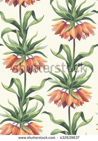 Fritillaria Imperialis Stock Images, Royalty.