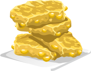 Corny Fritter Clip Art at Clker.com.