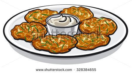 Potato Pancakes Stock Photos, Royalty.