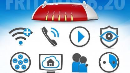 AVM: Fritzbox bringt neues OS mit Auto.