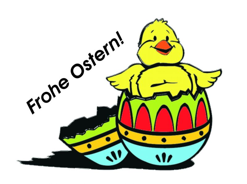 Frohe Ostertage!.